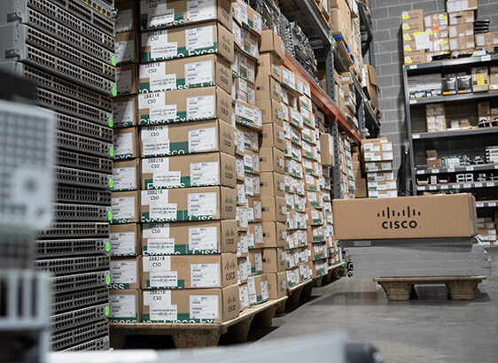 Cisco Excess inventory